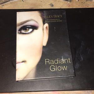 Ellen Tracy eyeshadow and complexion book